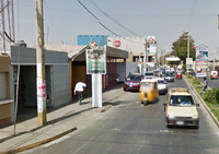 Av. San Martín Cdra. 06