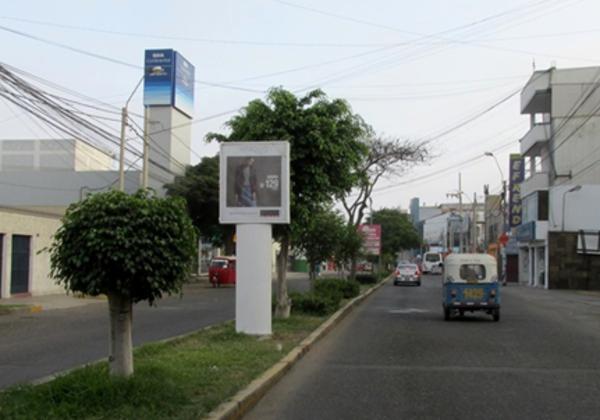 Foto de Av. San Martín Cdra. 11 (curva)