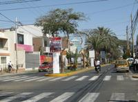 Av. San Martín Cdra. 12 con las Margaritas