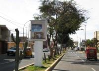 Av. San Martín Cdra. 18