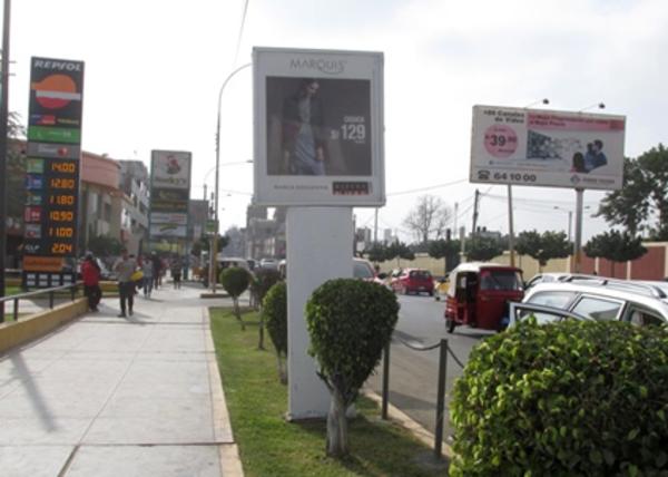 Foto de Av. Matías Manzanilla Cdra. 2 Con calle Fray Rojas Cdra. 1
