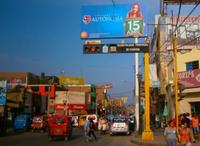 Av. Benavides altura.- calle Mariscal Castilla.