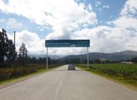 Ingreso a Concepción