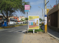 Av. Libertad Cdra. 3 con Santa Victoria