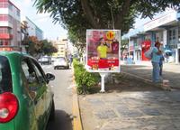 Av. Elias Aguirre con Leonardo Ortiz