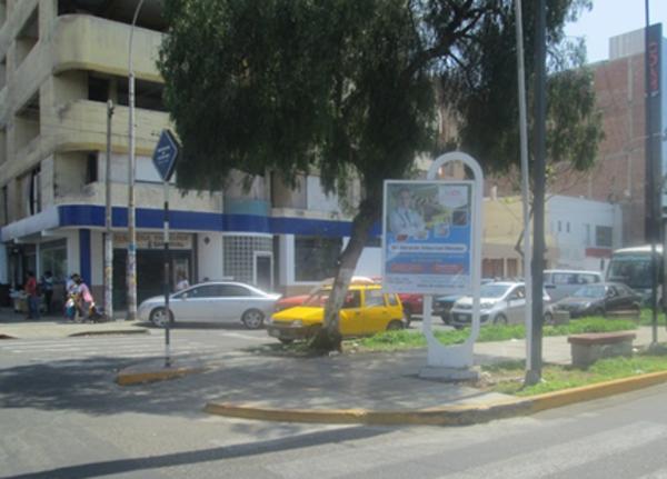 Foto de Av. Fátima cdra. 1 con Av. Víctor Larco
