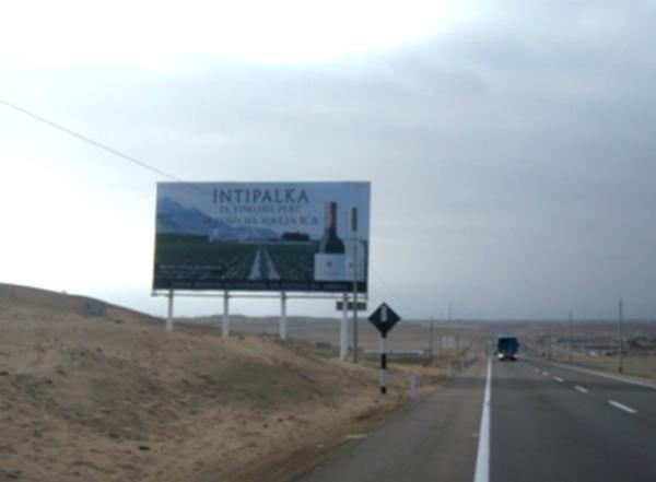 Foto de Panamericana Sur Km. 167 (Tránsito Norte - izq)