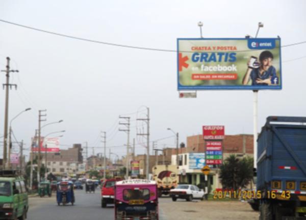 Foto de Av. Estación entrada a Huaral