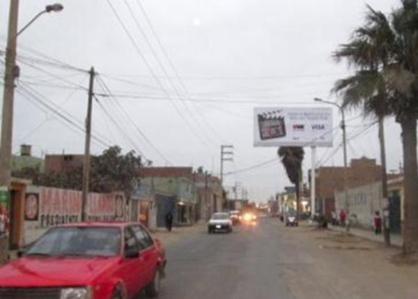 Foto de Av. Mercedes Indacochea # 445 - Huacho