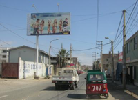 Av. Mercedes Indacochea # 445 - Huacho