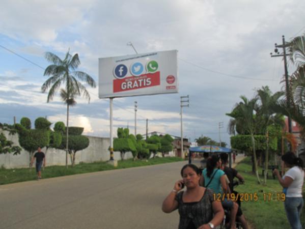 Foto de Carretera Iquitos - Nauta altura entrada a la ciudad - Nauta (dirección a la ciudad de iquitos)