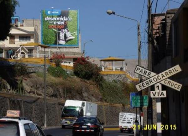 Foto de Alto Ilo - Urb. San Pedro R18 Vista desde Urb. Monterico