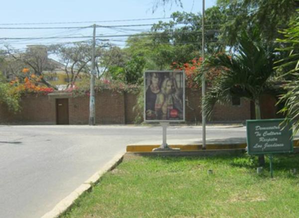 Foto de Av. Ramón Mujica cruce con Av. Chirichigno