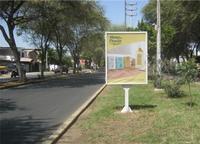 Av. Cáceres altura Colegio Santa María