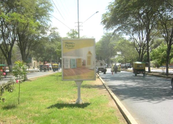 Foto de Av. Cáceres altura Colegio Santa María