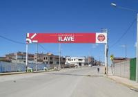 Ilave – Entrada a la ciudad Av. Panamericana