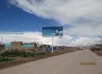 Salida al Cusco km. 2.5 Cerro Procacasi