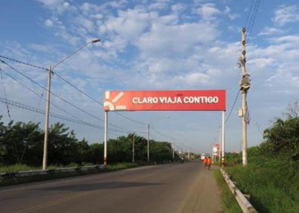 Foto de Tumbes – Carretera Panamericana entrada a Tumbes (puyango)