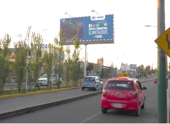 Foto de Av. Alcides Carrión fte. Medicina Legal
