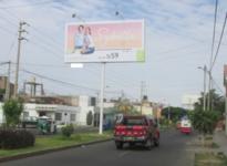 Av. Ayabaca cdra 4 con los Jazmines Hacia El Quinde