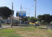 Av. Ayabaca con los Maestros fte. Plaza Vea