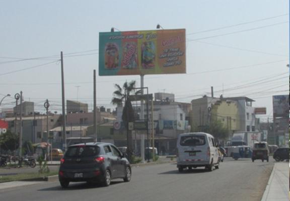 Foto de Av. Ayabaca frente a UVK - Hacia Plaza del Sol