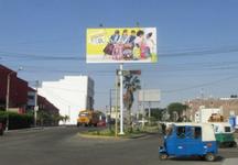 Av. Ayabaca frente a UVK - Hacia El Quinde