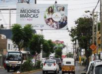 Av. Cutervo cdra. 1 - Hacia Plaza del Sol