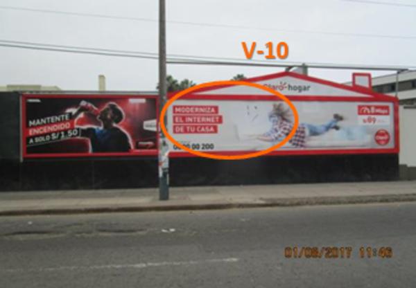 Foto de Hospital Militar Brasil esq. con Pershing-V10