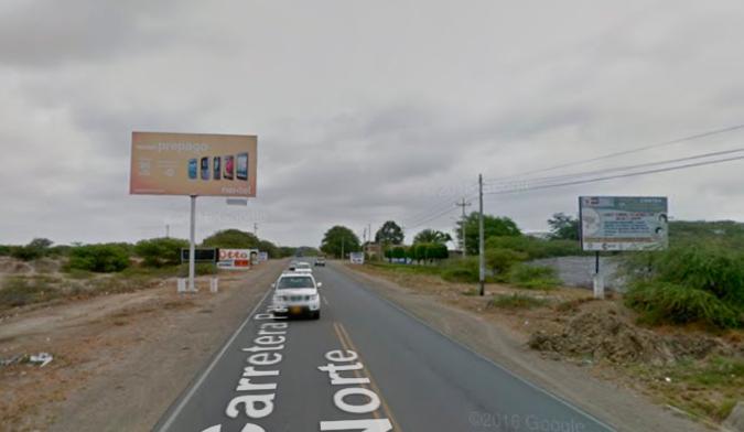 Foto de Panamericana Norte Altura Puente Aeropuerto