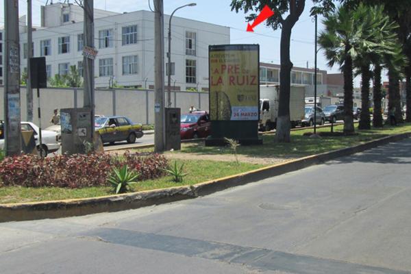 Foto de AV.  PASEO DE LOS ANDES Cdra. 9.00 / FRENTE AL INSTITUTO PERUANO BRITANICO