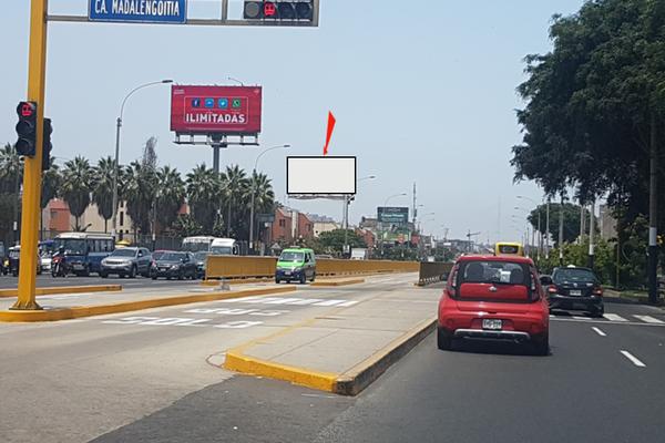 Foto de AV.  PROLONGACION PASEO DE LA REPUBLICA  / S/N VILLA MILITAR URB. MATELINI ANTES DE LIMA PLAZA SUR
