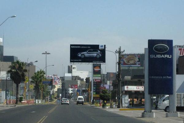 Foto de AV.  REPUBLICA DE PANAMA  / CRUCE CON AV. TOMAS MARSANO (ISLA DE VOLTEO)