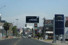AV.  REPUBLICA DE PANAMA  / CRUCE CON AV. TOMAS MARSANO (ISLA DE VOLTEO)