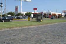 CARRETERA  PANAMERICANA SUR Km. 97.50 / BOULEVARD DE ASIA ENTRADA PRINCIPAL CARRETERA