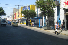 AV.  SANCHEZ CERRO Cdra. 4.00 / INTERSERCCION CON CALLE AREQUIPA TIENDA COLORAMA