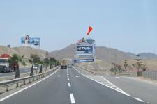 CARRETERA  PANAMERICANA SUR Km. 49.43 / DERECHA LOMA