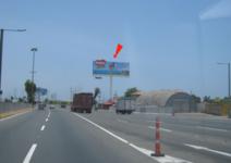 CARRETERA  PANAMERICANA SUR Km. 20.63 / ALT. PEAJE DE VILLA / BALANZAS