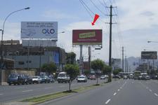 AV.  REPUBLICA DE PANAMA Cdra. 47.00 / AV ANGAMOS