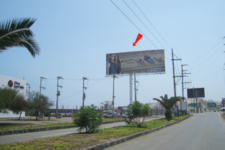 CARRETERA  PANAMERICANA SUR Km. 96.90 /  DERECHA