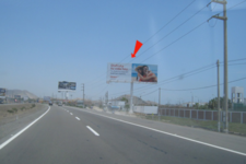 CARRETERA  PANAMERICANA SUR Km. 89.98 /  DERECHA