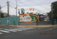 Av. Raul Ferrero esq. con El Sauce, Frente a Tottus-V1