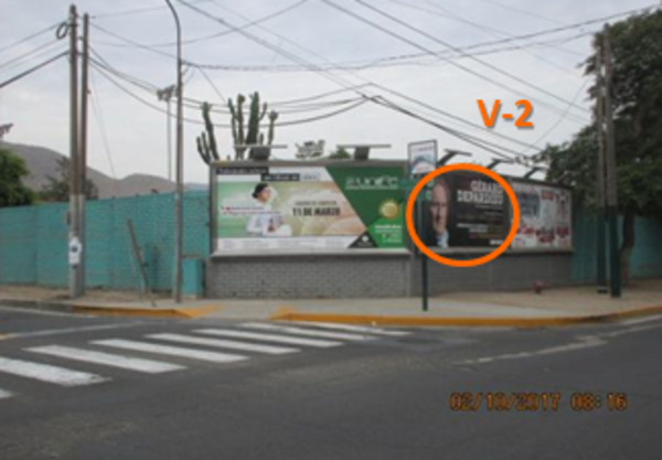 Foto de Av. Raul Ferrero esq. con El Sauce, Frente a Tottus-V2