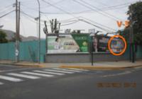 Av. Raul Ferrero esq. con El Sauce, Frente a Tottus-V3