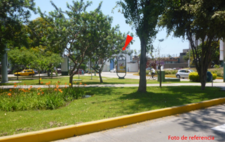 AV.  RAUL FERRERO Cdra. 4.00 / FRENTE AL A.A.H.H.