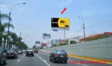 CARRETERA  PANAMERICANA SUR  / ALTURA PTE EL DERBY
