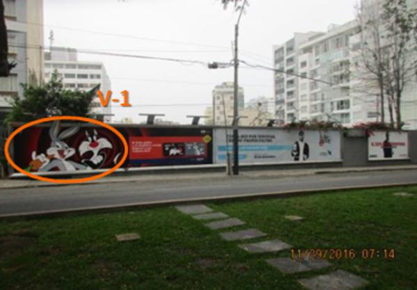 Foto de Av. Miro Quesada # 456-464-V1
