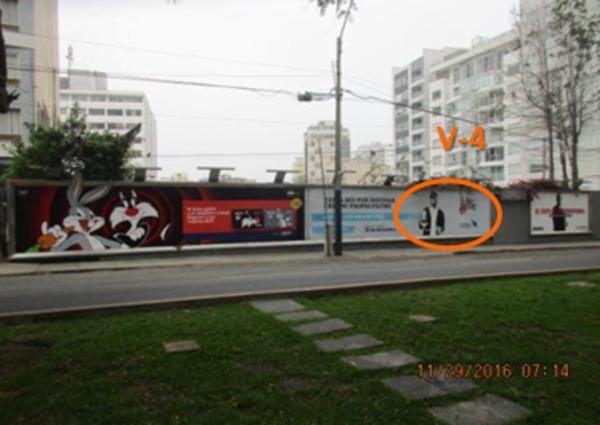 Foto de Av. Miro Quesada # 456-464-V4