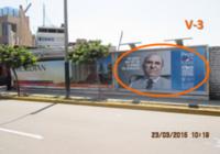Ca. Domingo choquehuanca # 135 Urb. Santa Cruz-V3