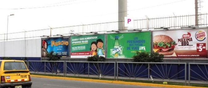 Foto de AV. LA MARINA CDRA 12 - COLEGIO BARTOLOME HERRERA - P
